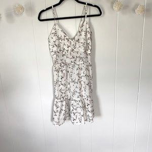 Romwe floral dress